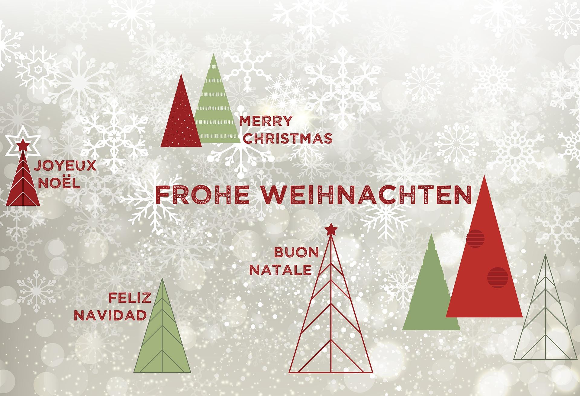 Frohe Weihnachten! - Musikkapelle Pfunds